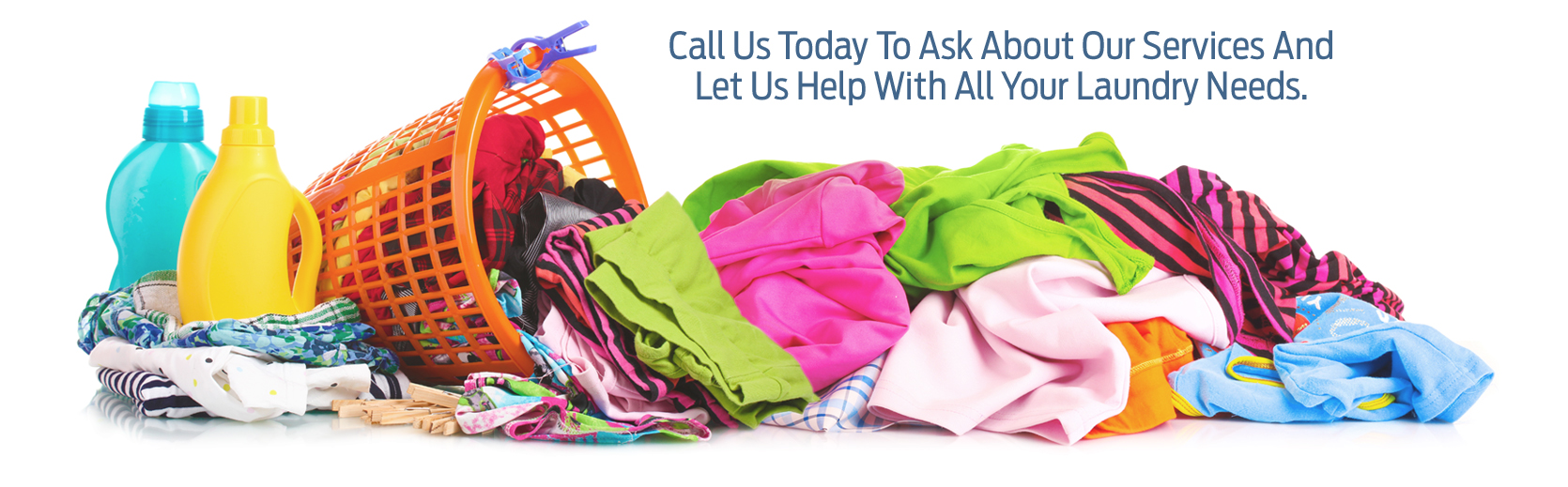 Call us today to ask about our services