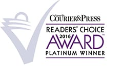 Readers' Choice 2016 Platinum Winner